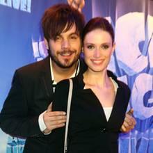 Nevio Passaro und Freundin
