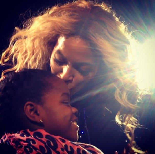 Beyoncé, Mercy James