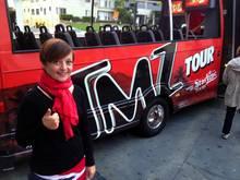 """Gala.de-Mitarbeiterin Ines Weißbach hat bei der """"TMZ""""-Tour Star-Geschichten gehört, die sie noch nicht kannte."""