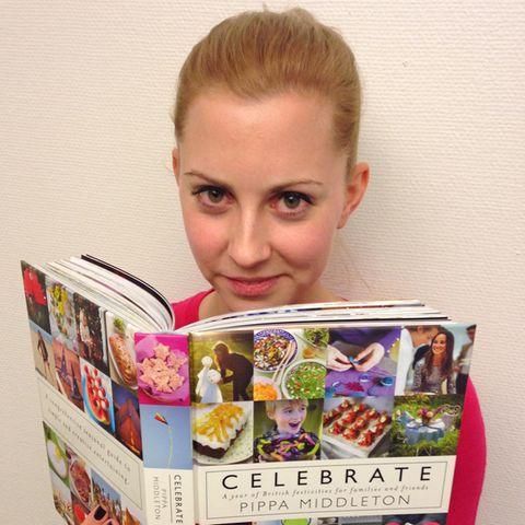 """Kochen wie die Stars - """"Celebrate"""" von Pippa Middleton"""