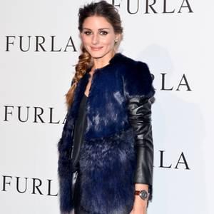 Olivia Palermo bei einem Furla-Event