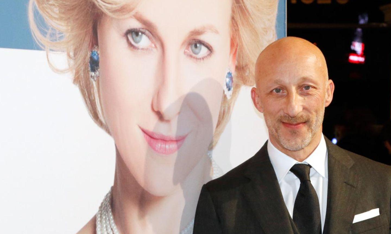 """Oliver Hirschbiegel bei der Premiere des Kinofilms """"Diana"""" in München."""