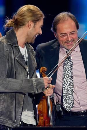 David Garrett, Georg Paul Bongartz