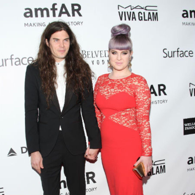 Matthew Mosshart und Kelly Osbourne
