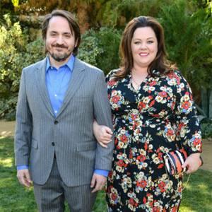 Ben Falcone Und Melissa Mccarthy Ehe Ist Einfach Galade