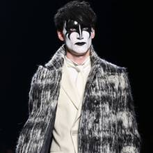 John Varvatos model