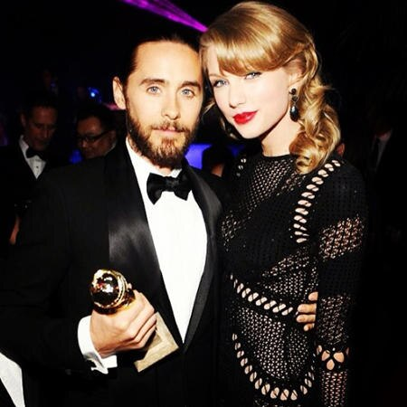 Jared Leto und Taylor Swift