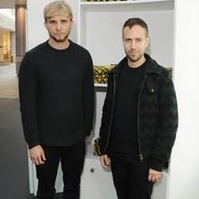 Peter Pilotto und Christopher De Vos