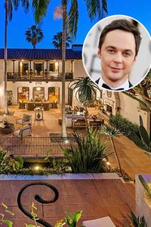 """""""Big Bang Theory""""-Star Jim Parsons ist der neue Besitzer der Villa von Robert Pattinson und Kristen Stewart in Los Feliz."""