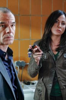 """Martin Wuttke und Simone Thomalla ermitteln nur noch in drei """"Tatort""""-Folgen als """"Andreas Keppler"""" und """"Eva Saalfeld""""."""