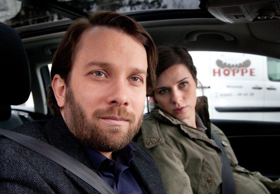 """Einen """"Event-Tatort"""" strahlte der MDR am 26. Dezember 2013 aus. Christian Ulmen und Nora Tschirner werden auch weiterhin in Weimar ermitteln."""