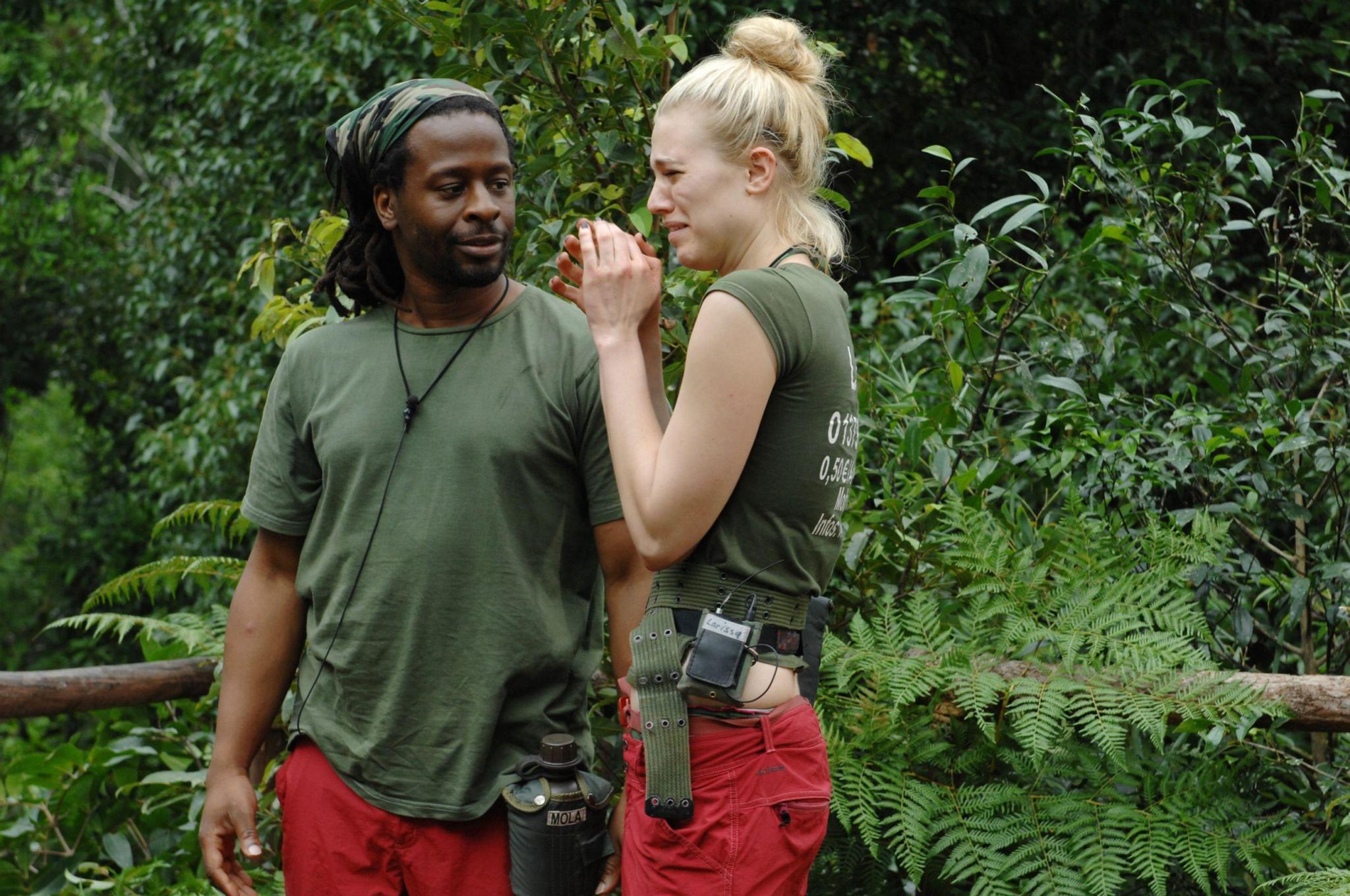 Dschungelcamp: Camper am Abgrund