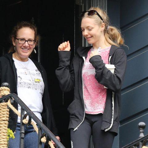 Amanda Seyfried mit ihrer Mutter Ann.