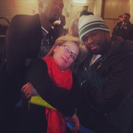 Kobe Bryant, Meryl Streep und 50 Cent