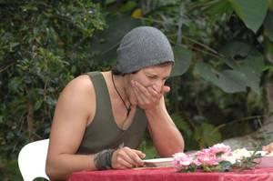 """Dschungelcamp: Marco Angelini kann keine der Dschungelspezialitäten bei sich behalten. Ich bin ein Star - Holt mich hier raus!"""" im Special bei RTL.de"""