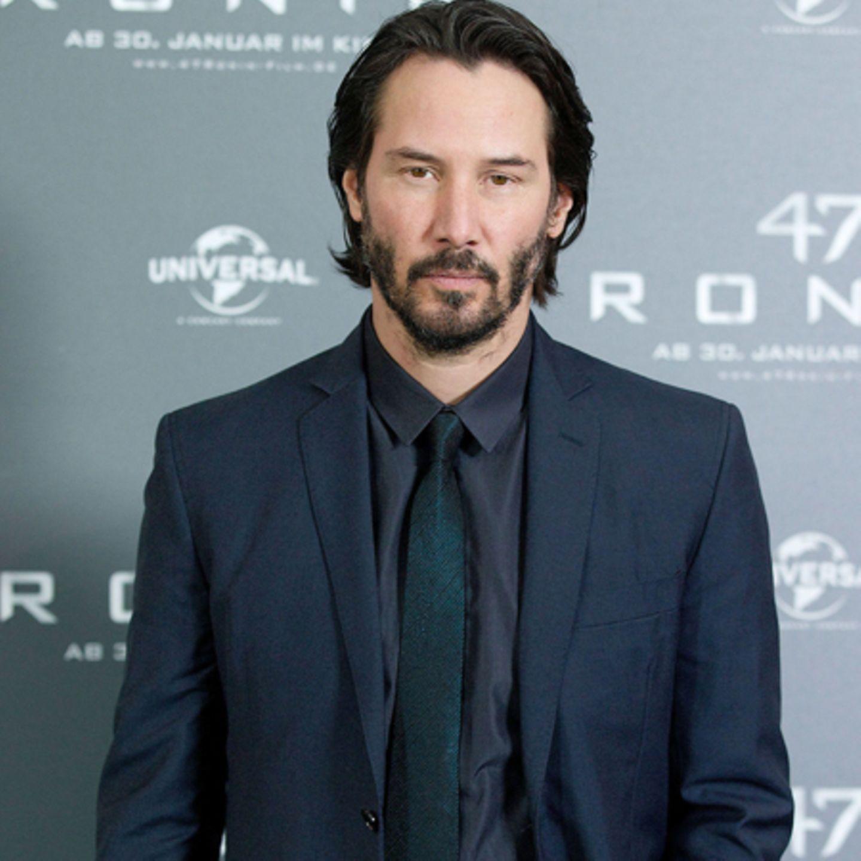 Keanu Reeves: Privat kein Glück | GALA.de