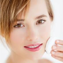 Perfektes Make-up ohne Pinsel
