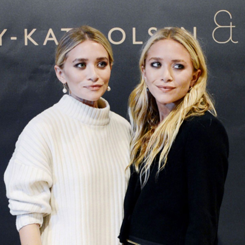 Ashley und Mary-Kate Olsen