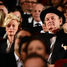 Tilda Swinton, Bill Murray