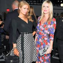 Paris Hilton + Nicky Hilton