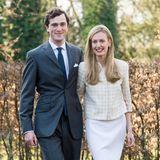Prinz Amedeo und Elisabetta Rosboch von Wolkenstein