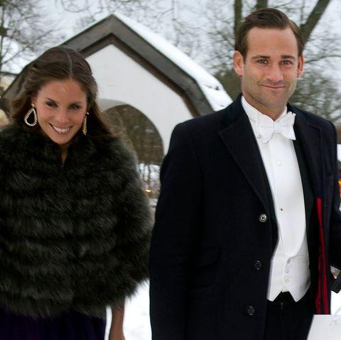 Stephanie Bergström, Jonas Bergström