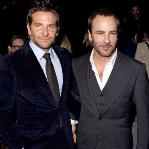 Bradley Cooper + Tom Ford
