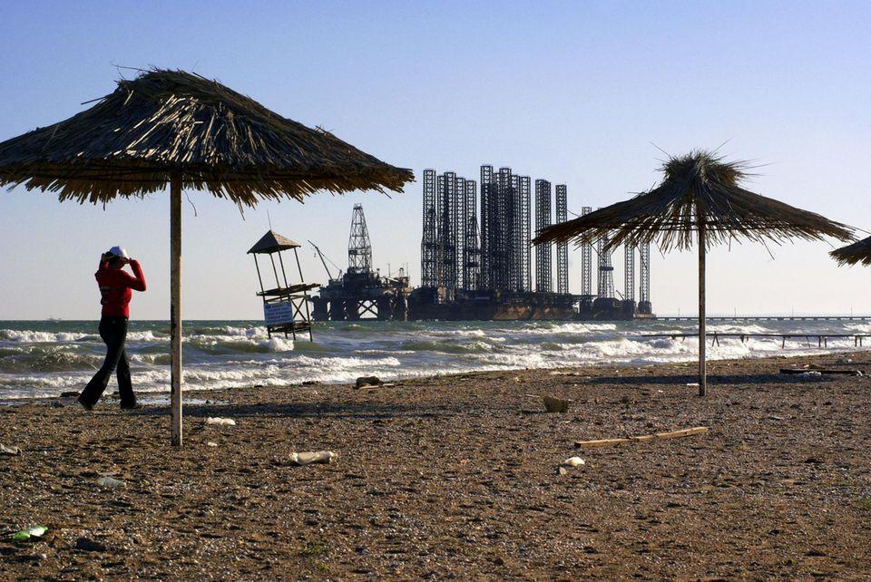 Sind Bohrtürme bald bittere Realität? Der Mineralölkonzern Cairn Energy will vor Ibiza fördern.