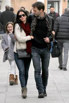 Courteney Cox, Johnny McDaid
