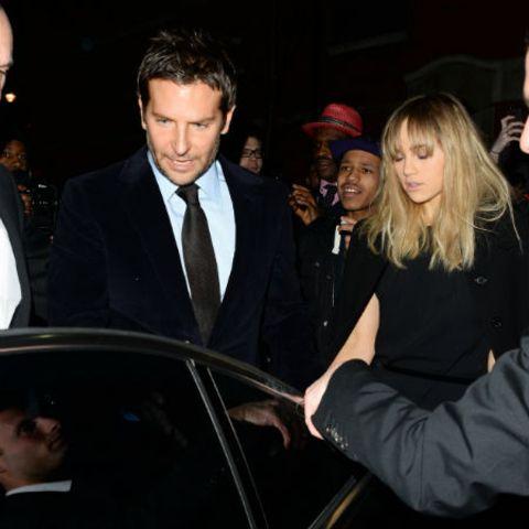 Suki Waterhouse + Bradley Cooper