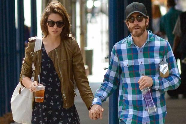 Alyssa Miller und Jake Gyllenhaal haben ihre Liebe wiederaufleben lassen.