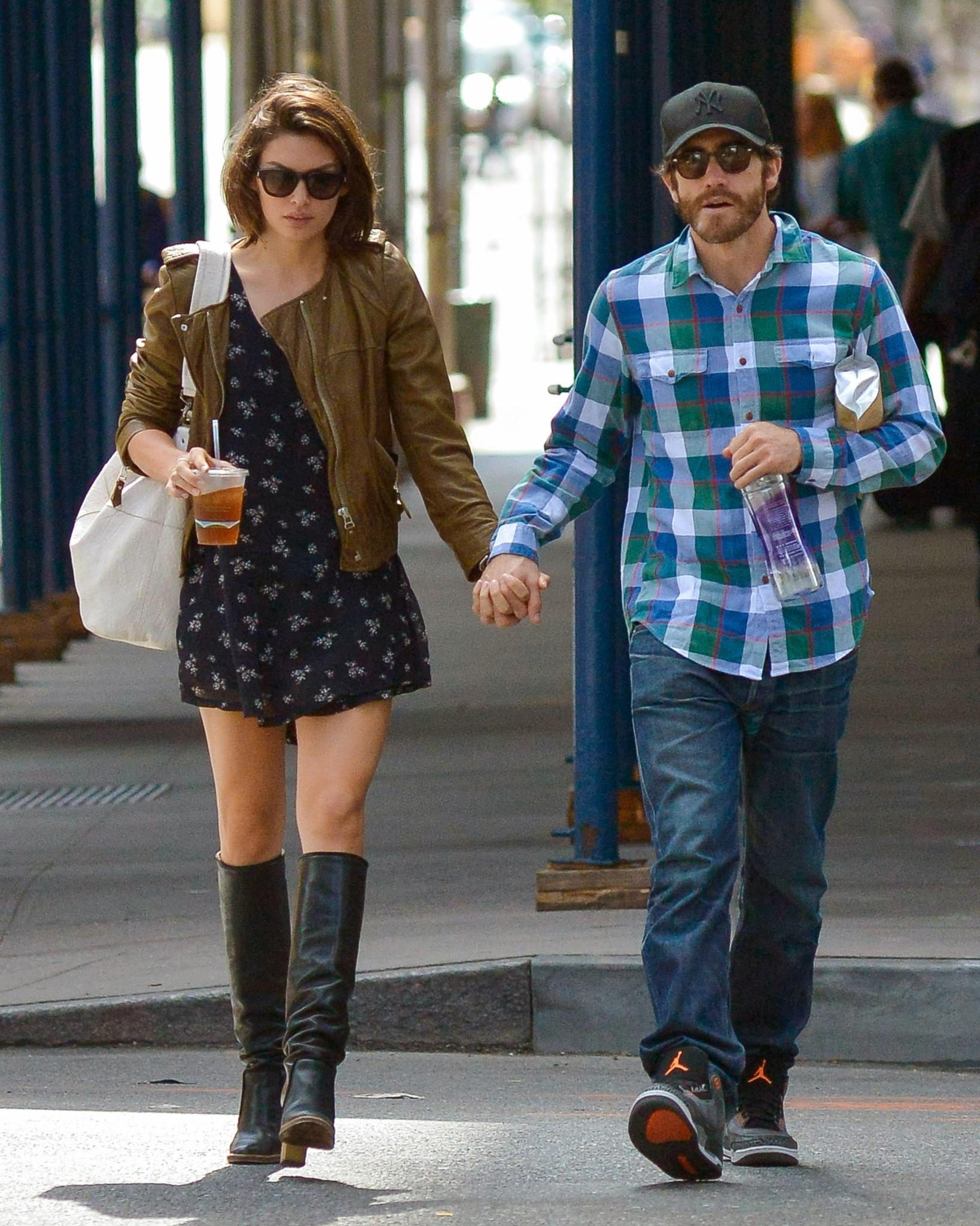 Jake Gyllenhaal: Neu entfachte Liebe | GALA.de
