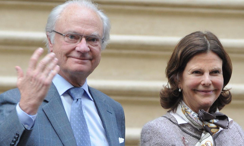 König Carl Gustaf und Königin Silvia von Schweden