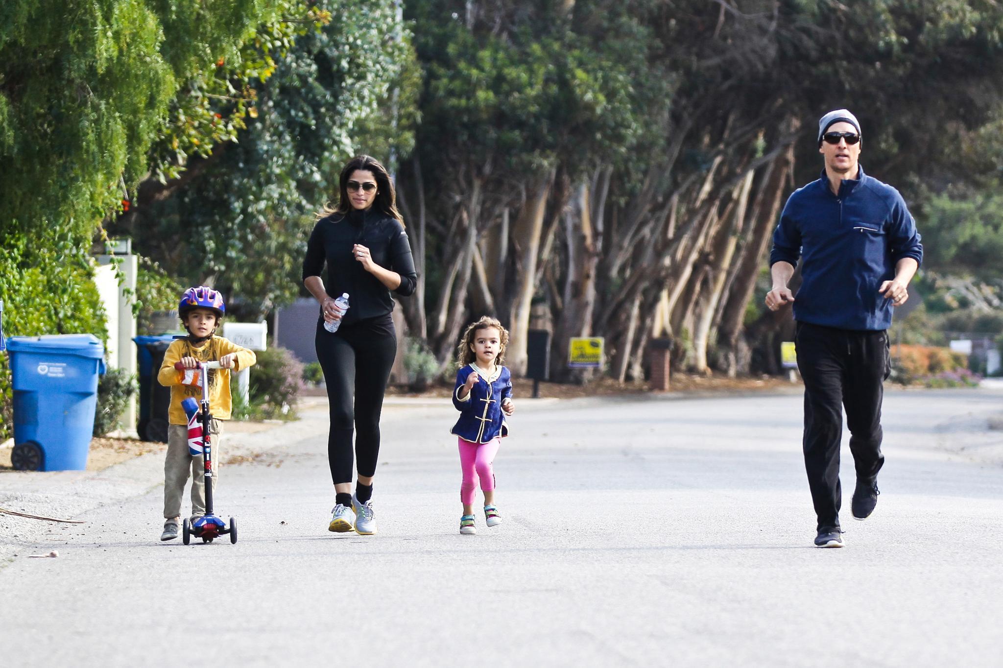 Familie McConaughey