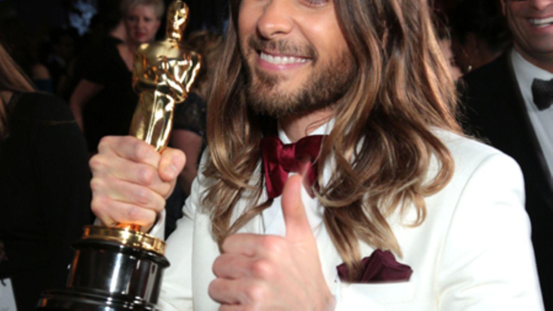 Jared Leto: Ein Award zum Anfassen   GALA.de