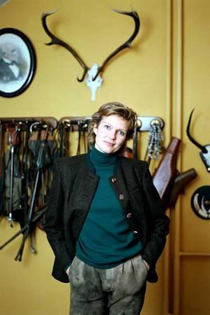 Stephanie Gräfin Bruges-von Pfuel