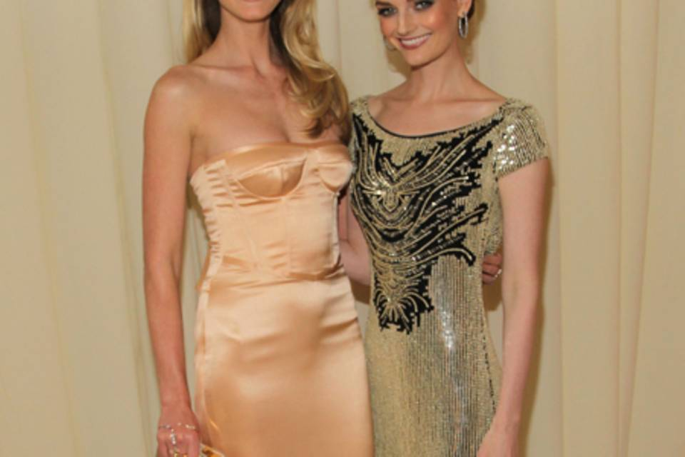 Anne V + Lydia Hearst
