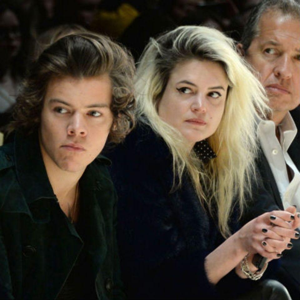 Harry Styles + Alison Mosshart