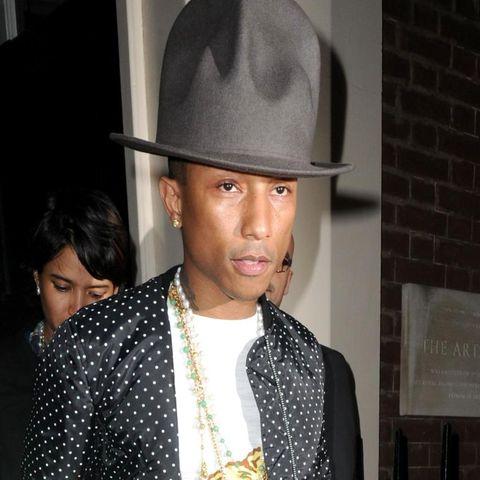 Pharrell Williams: Der Glückspilz