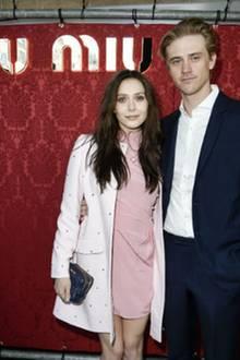 Elizabeth Olsen + Boyd Holbrook