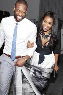 Gabrielle Union + Dwayne Wade