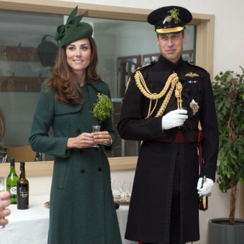 Herzogin Catherine + Prinz William