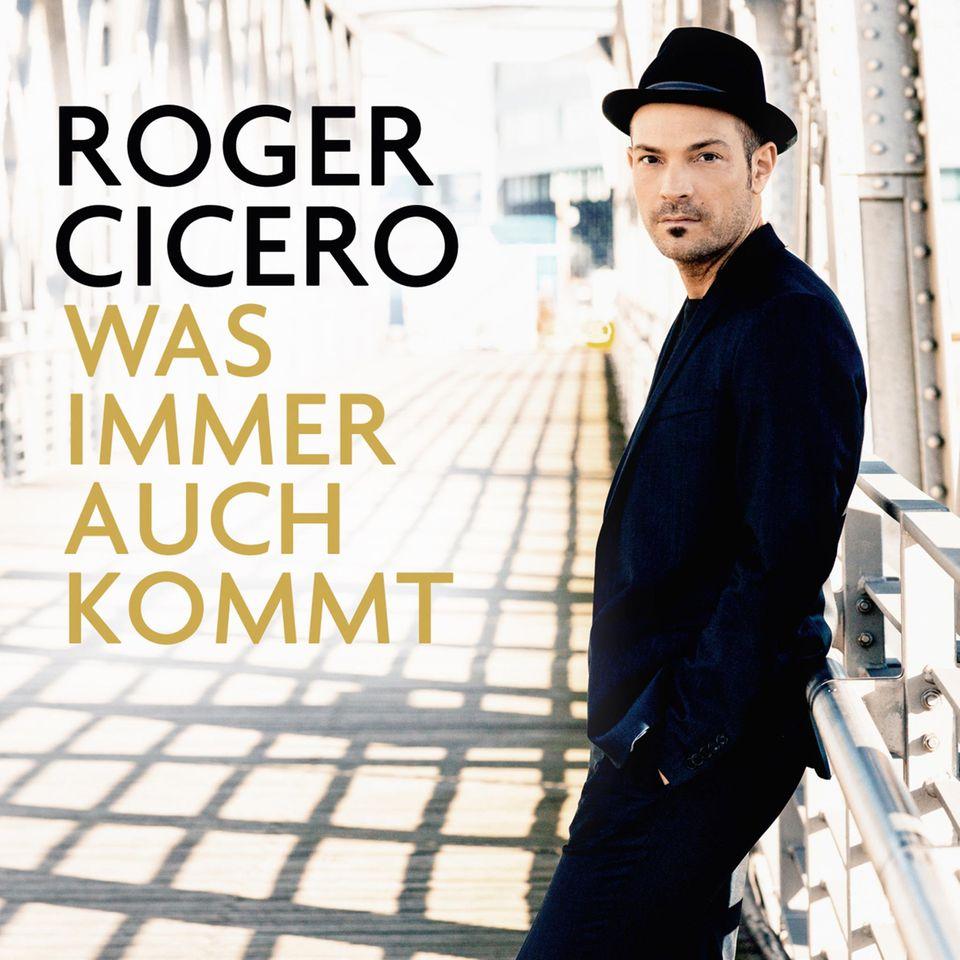 """Starke Seelenbeichte: Auf seiner neuen CD """"Was immer auch kommt"""" bietet Roger Cicero berührende Texte und einen wunderbar poppigen, swingenden Sound. Höhepunkt: """"Frag nicht wohin""""."""