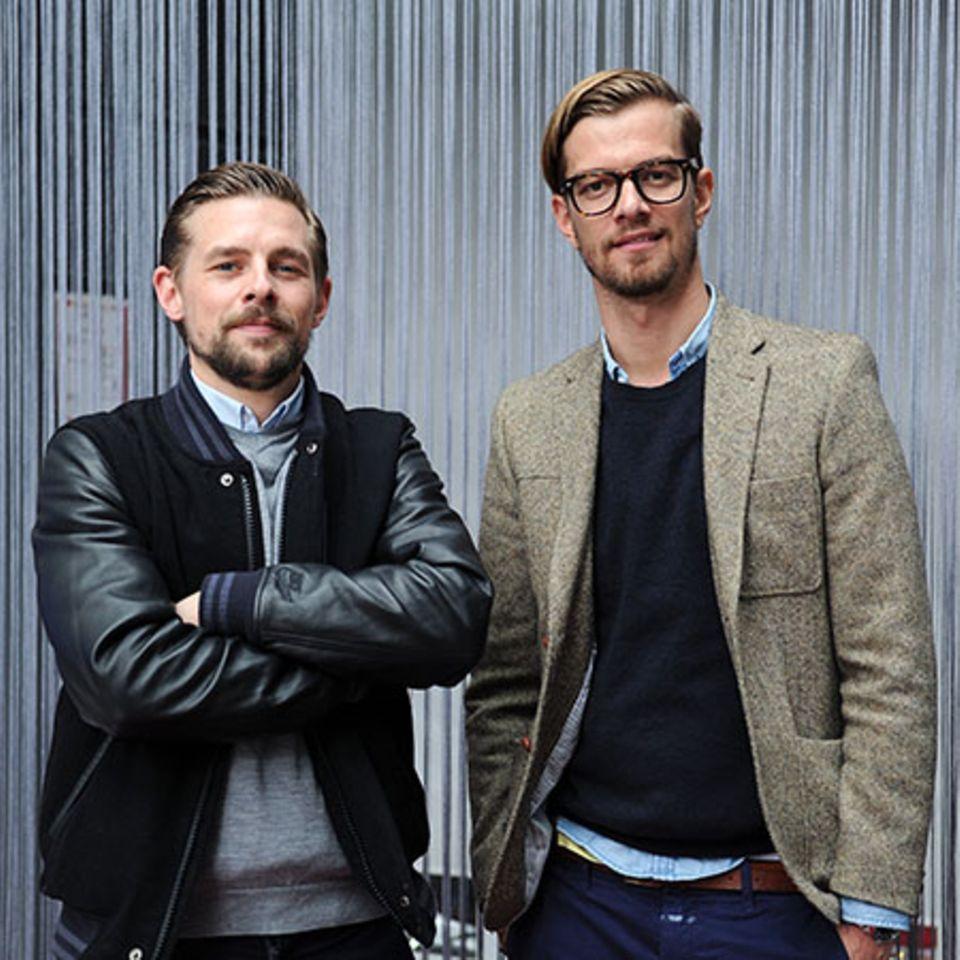 Klaas Heufer-Umlauf + Joachim Winterscheidt