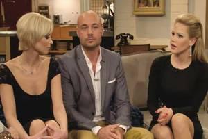 """Im RTL-Special zum """"Bachelor"""" traf Christian die Kandidatinnen wieder."""