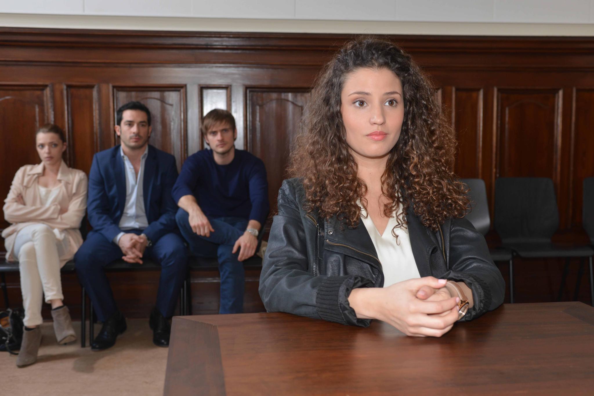 """Nadine Menz als """"Ayla Höfer"""" in """"GZSZ"""""""