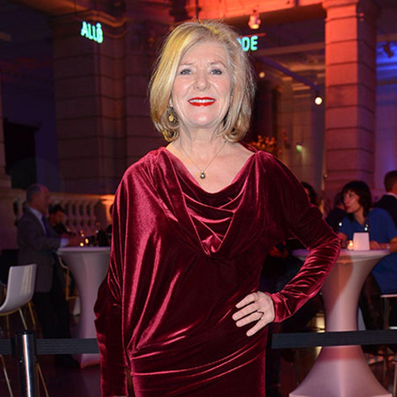 Jutta Speidel: Falten als Zeichen von Würde   GALA.de