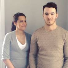 Kevin + Danielle Jonas