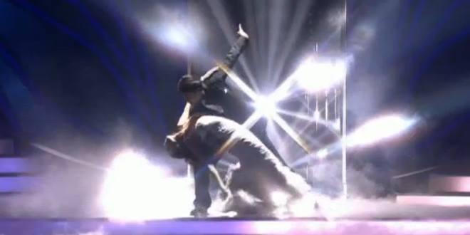 Lilly Becker tanzt den langsamen Walzer