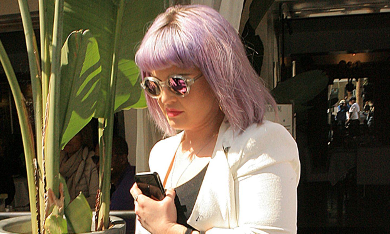 Kelly Osbourne soll seit Januar zwei Kleidergrößen zugenommen haben.